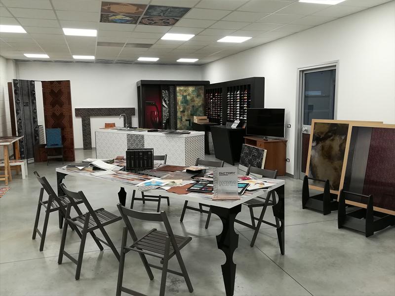 Show-room Pavia